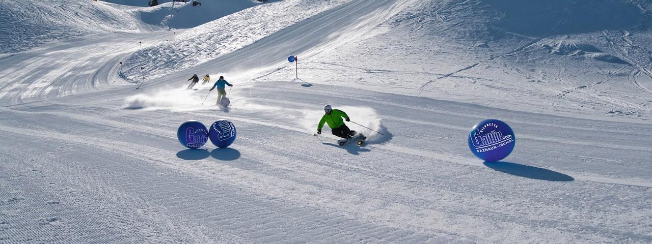 Ischgl in the Winter