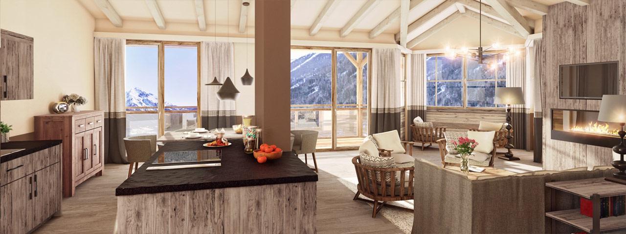 Hotel-Schweizerhof_Wohnraum_Suite-G_STP01_Zimmertyp---Alpine-Lifestyle_Sichtdachstuhl_Korrektur01