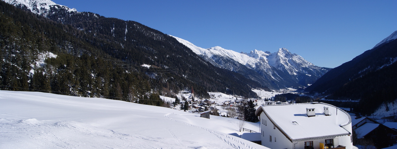 Property in St. Anton - East view