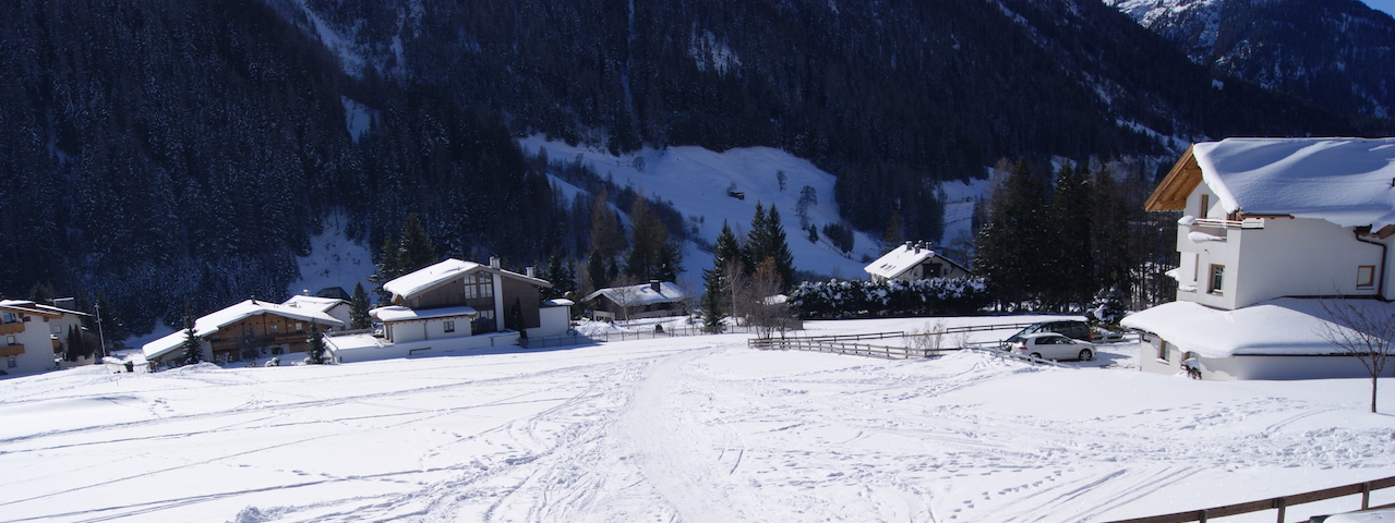 Property St. Anton - Ski out
