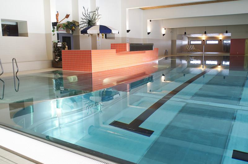 Swimming pool in Galtür