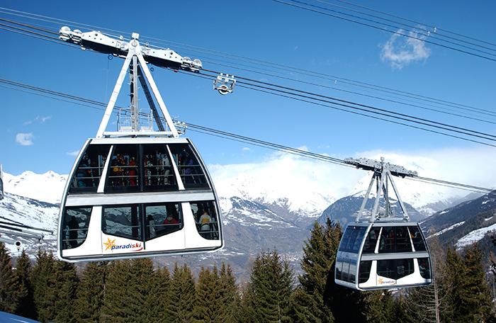 Double Decker Gondola