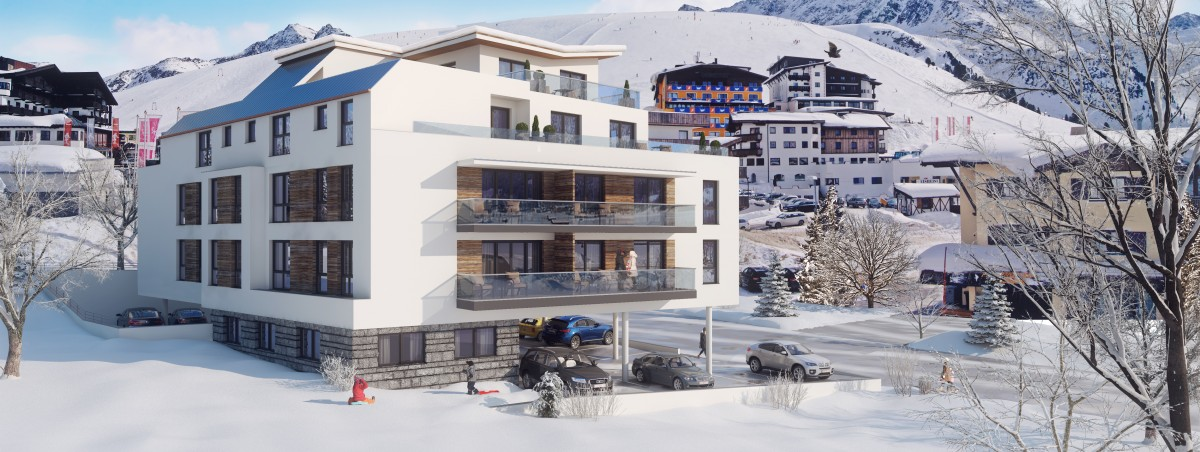 Austrian properties for sale - Kuhtai Kristall Spaces