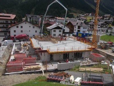 Alpine ski properties - Galtuer
