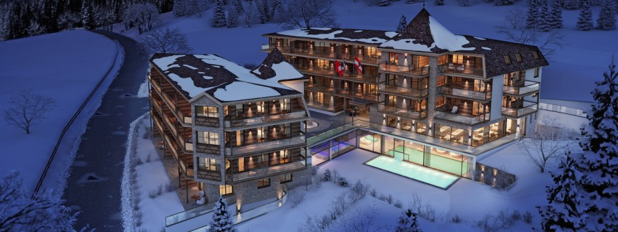 Real estate in St. Anton - Kristall Spaces