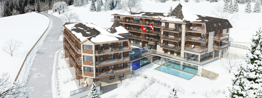 Alpine Ski Properties - Kristall Spaces