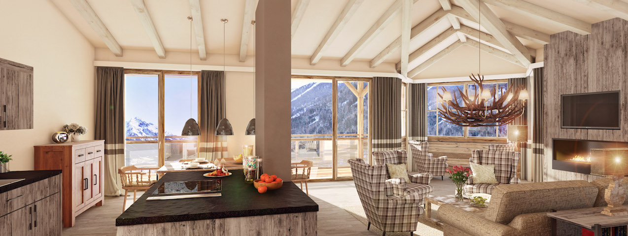 Property for sale in St. Anton - Kristall Spaces