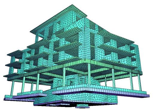 2020 Residences Kühtai 3D