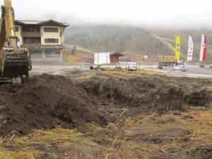 Constructions starts in Kühtai 2020 Residences