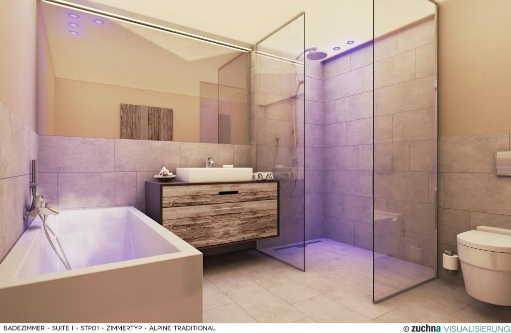 Copy of Hotel Schweizerhof_Badezimmer_Suite I_STP02_Zimmertyp - Alpine Traditional